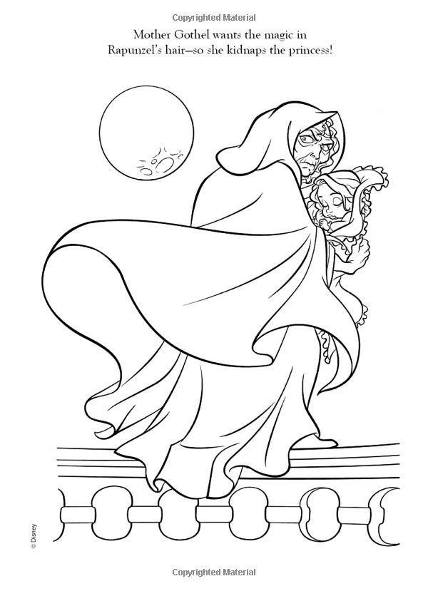 Coloring pages 365 marital sex ~ 17 Best images about Rapuzel on Pinterest   Disney ...