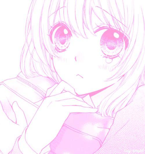 Cute shy girl