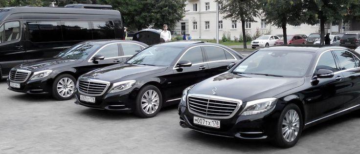 Аренда представительских автомобилей в Санкт-Петербурге