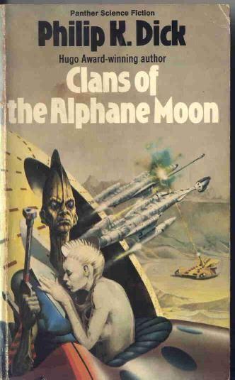 Los clanes de la luna Alfana