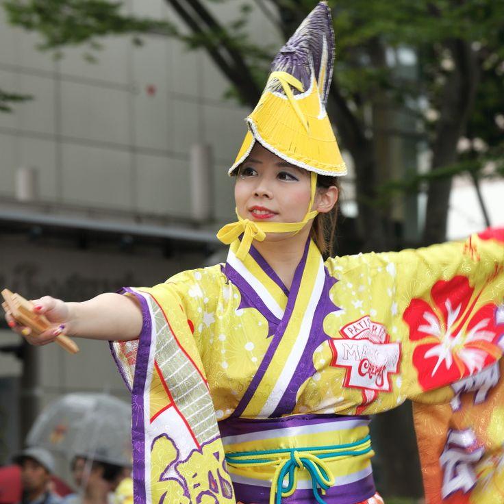 宿表参道元氣祭スーパーよさこい2015 Yosakoi