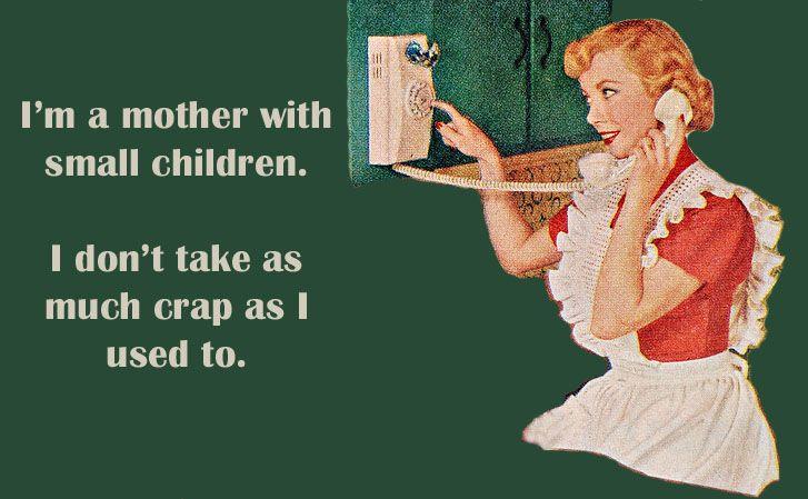 Jet Gypsy - Christina Gregoire: Funny Mothers Day Quotes #RetailMeNotMom