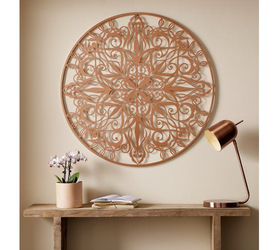 Buy Graham & Brown Luxe Metal Wall Art - Copper at Argos.co.uk, visit Argos.co.uk to shop online for Pictures and wall art, Wall art, pictures and photo frames, Home furnishings, Home and garden
