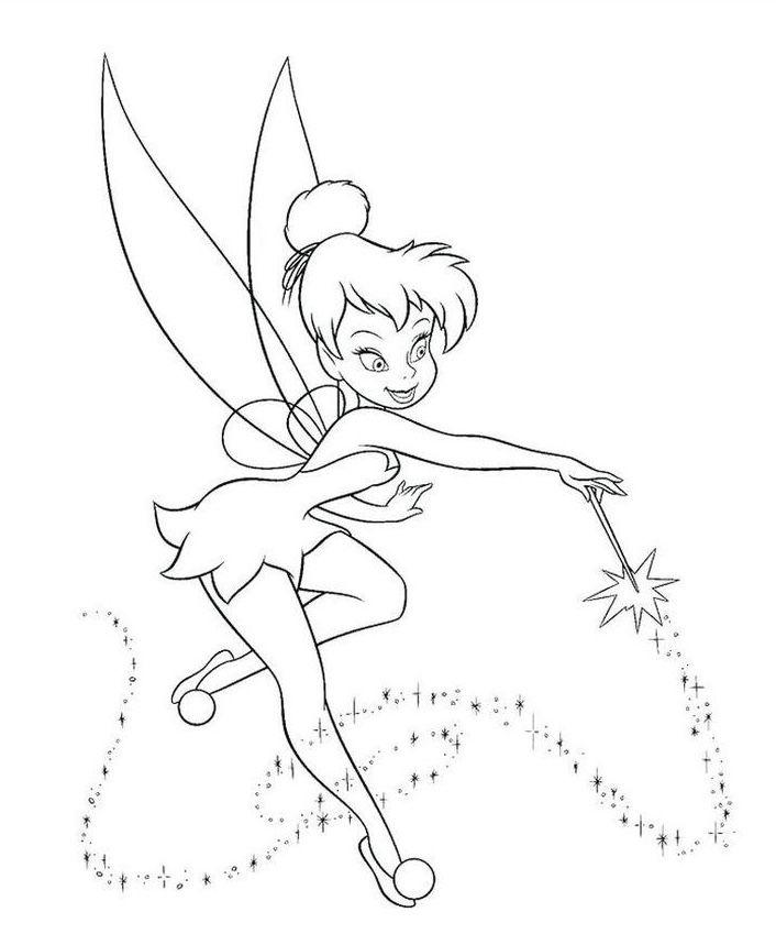 Pin auf Tinker Bell