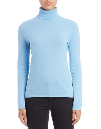 Women's | Cashmere Sweaters from Lord & Taylor Starting at $74.99 | Cashmere Turtleneck Sweater | Hudson's Bay