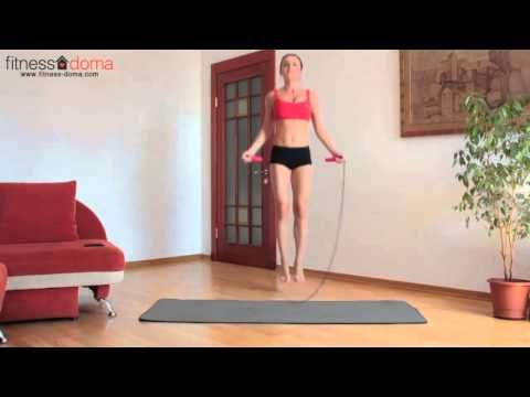 Упражнения для похудения рук и спины - YouTube