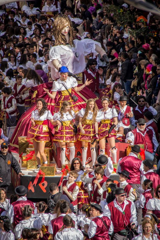 Visit Greece | Rethymno Carnival 2018 #visitgreece
