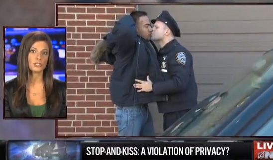 WHAT?!? NYPD Stop-And-Kiss Program (video) : Old School Hip Hop Radio Station, Online Radio Station, News And Gossip