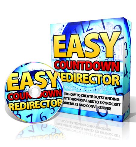 cool Easy Countdown Redirector