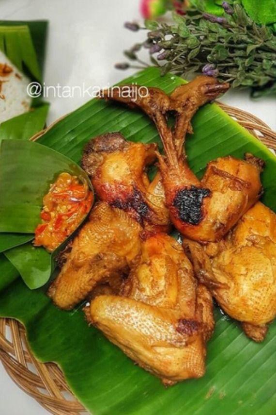 Ayam Goreng Semarang : goreng, semarang, Goreng, Kalasan, Semarang, Resep, Ayam,, Goreng,