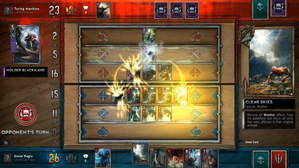 CD Projekt Red Hosting Gwent Tournament At Gamescom
