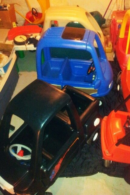 273 Best Images About Diy Tikes Vehicle Makeover On