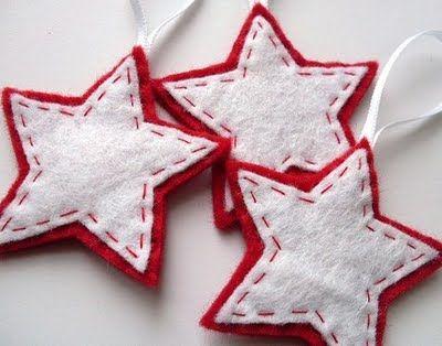 stelle per decorare albero