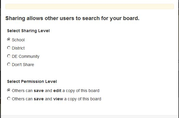 Discovery Education Board Builder Enhancements
