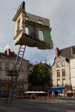 En balade pour le Voyage à Nantes et Estuaire - Le Blog de Viinz