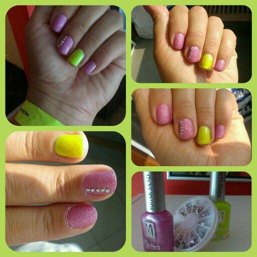 Sugar sand nails