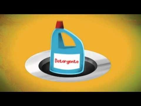 ¿Cómo se contamina el agua? - YouTube
