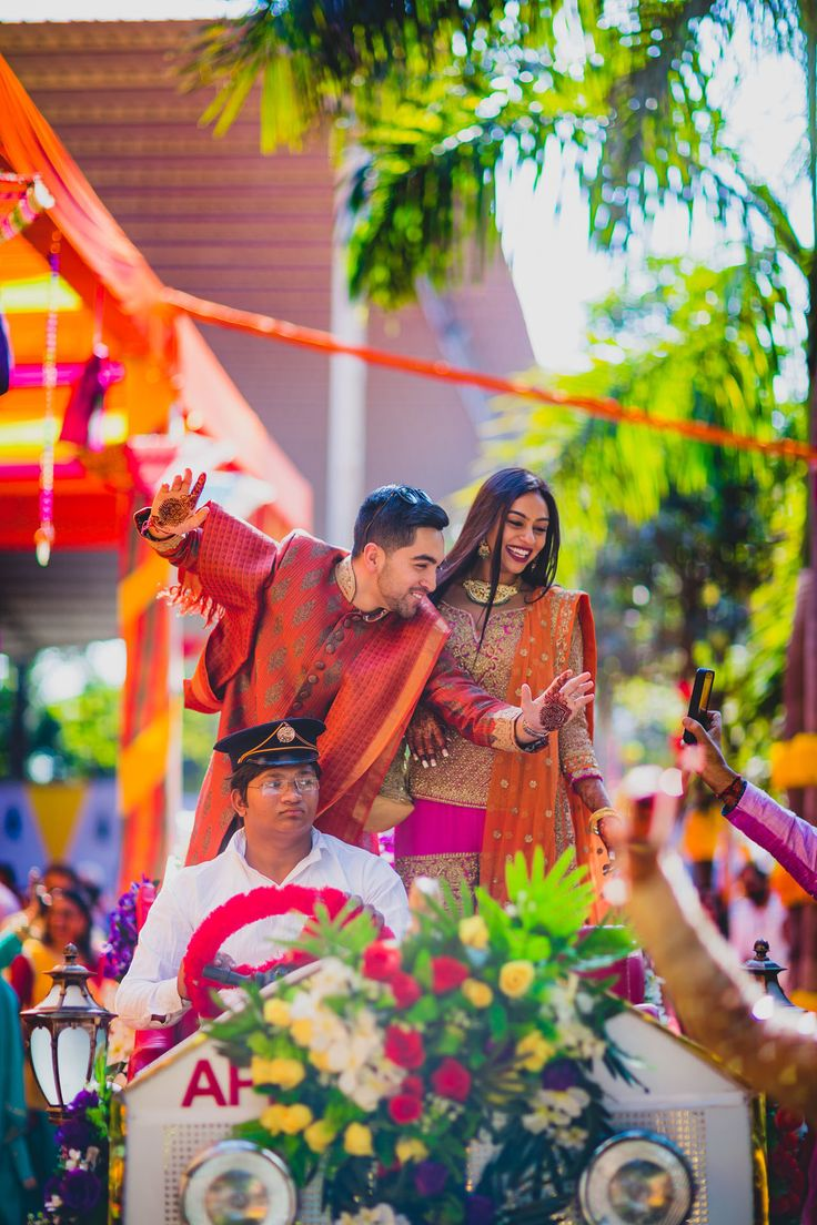 Siddhant and Mira: When The Love Is True · INSPIRATION by Wedding.net