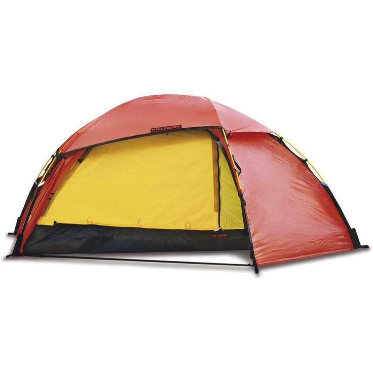 Noch kein Zelt für eure Camping Tour? Wie wäre es mit dem freistehenden Kuppelzelt von Hilleberg? Das sehr geräumige Zelt, welches auch Schnee und Regenfest ist, ist ideal für zwei Personen. #Globetrotter #tent