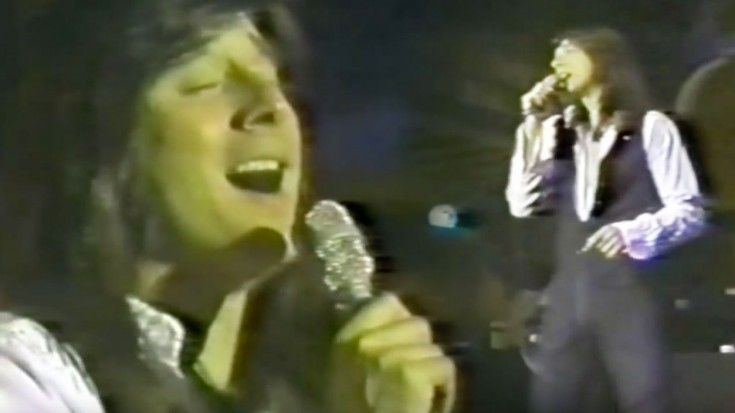 We Found Steve Perry's Greatest Performance Ever And It Will Stop Your Heart