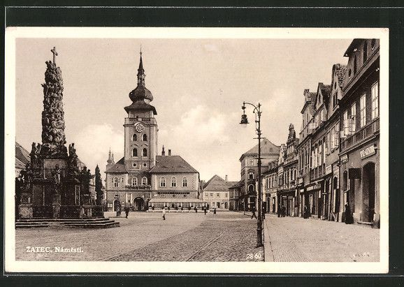 City Žatec / Saaz | Ústecký kraj / Region Aussig | Page 3 | old Postcards