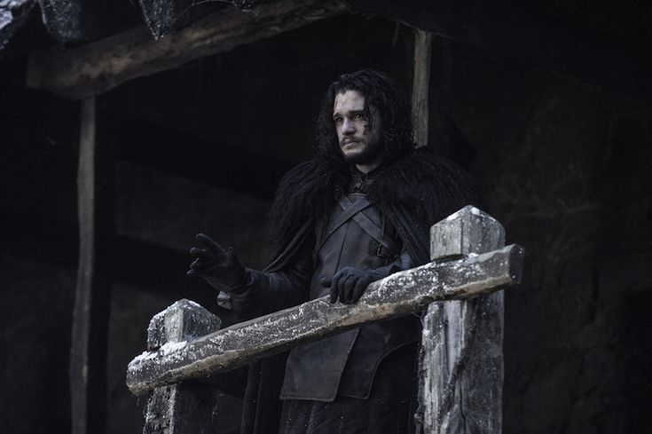 John Snow's antics have helped British broadcaster Sky enjoy record viewing figures. Pic: HBO