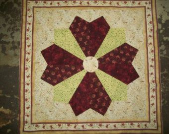Large Dresden Table Topper by Creating4Fun on Etsy
