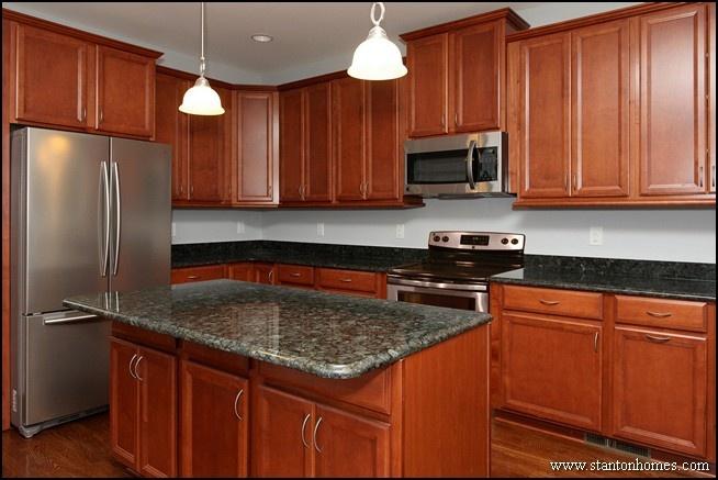 85 best kitchen designs images on pinterest kitchen for Efficient kitchen designs