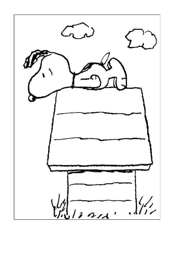 Snoopy Bilder Zum Ausdrucken Ausmalbilder Snoopy Malvorlagen Ausmalen