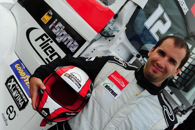 Kiss Norbert, az OXXO Energy Truck Race Team pilótája egy futamgyőzelemmel és két második hellyel zárta a kamion Európa-bajnokság elmúlt hétvégén,