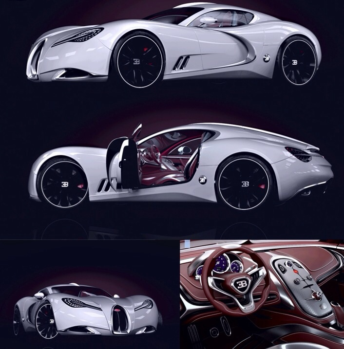 Bugatti Veyron Back Violet Fire Abstract Car 2014. Pinterest