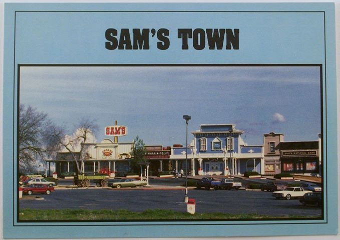 sam's town cameron park ca - there's my childhood! Such a ...