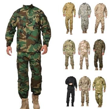 163ee8cc60374d ACU Woodland Camo Uniform COAT+PANTS, Color - mardrake | ACU ...