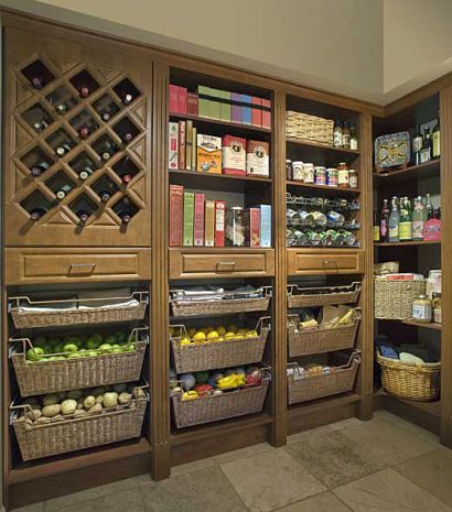 Store all those summer fruits and vegetables in a re-organized pantry!  http://alturl.com/o8kmt