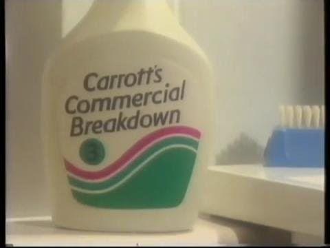 Carrott's Commercial Breakdown 3 - 28th December 1993