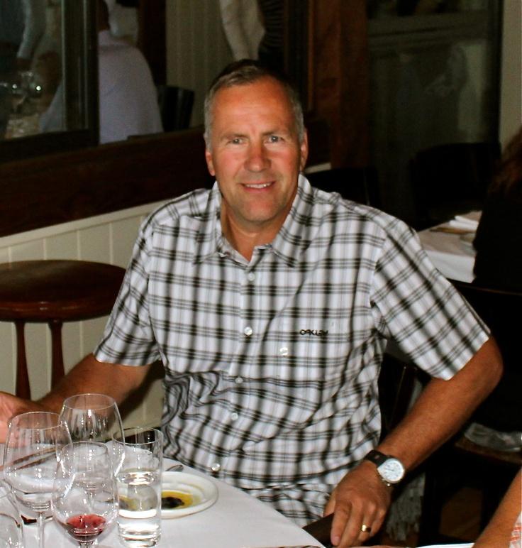 JAK Meyer is Owner of Meyer Family Vineyards in Okanagan Falls, British Columbia.    (Photo by Elena Galey-Pride)