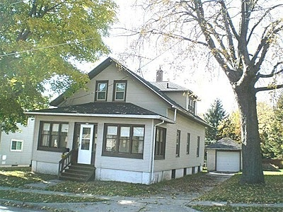 Hartford Wi 5 bedroom house $109,000  406/mo 449 Fourth St