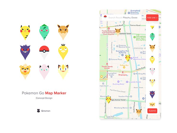 PMGO is so hot in recent days. Everyday I can hear friend talking about where can some specific kinds of pokemon be found. So, why not make an app to mark and search the pokemon we found nearby? Ju...