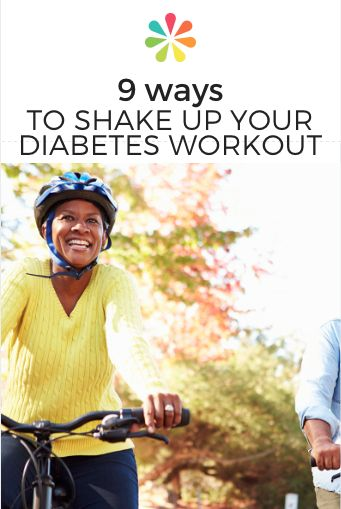 You need to be active for good diabetes management. Here's how to make exercise ...