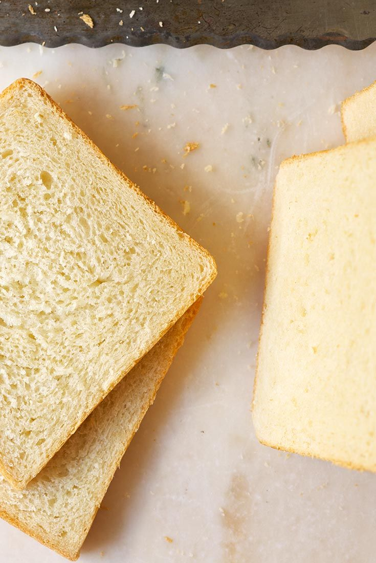 Pain de Mie Recipe-for sandwich bread-use Pain de Mie baking pan to achieve a store-bought loaf look.