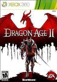 Dragon Age 2 II - Microsoft Xbox 360 - COMPLETE with MANUAL CIB