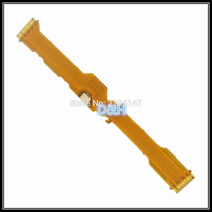 >> Click to Buy << NEW Original LCD Flex Cable For SONY DSC-HX300 DSC-HX400 HX300 HX400 Digital Camera Repair Part with Socket #Affiliate