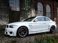 BMW 1er M Coupé wird zum Kraftpaket