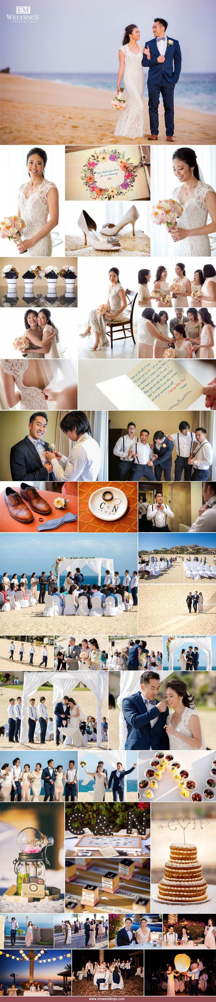 Hotel Pueblo Bonito Sunset Beach, Los Cabos, México - Los Cabos Wedding Photographer. #emweddingsphotography #destinationweddings