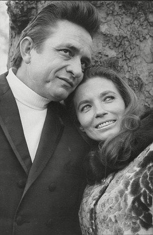 'How lucky I am to spend my life with the greatest woman I ever met': Johnny Cash's note to wife June voted greatest love letter of all time (and beats poet John Keats)