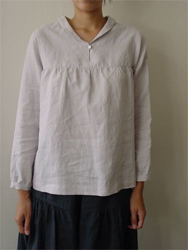 This looks so comfy. Japanese sewing pattern.