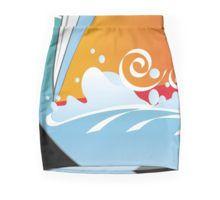 """Bon Voyage"" Mini Skirts by ianlaverart | Redbubble"