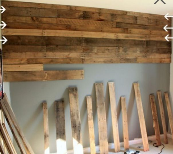 10 best pallet walls images on pinterest