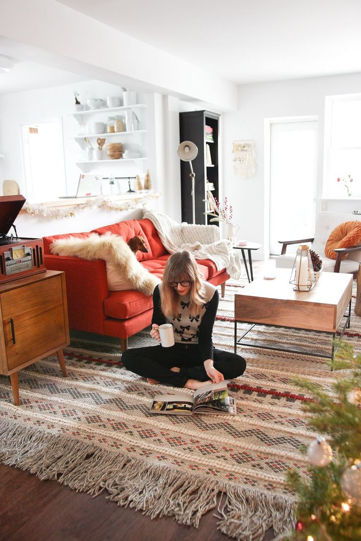 Our Living Room Remodel With West Elm: Steffys Pros and Cons | A NYC Personal Style, Travel and Lifestyle Blog