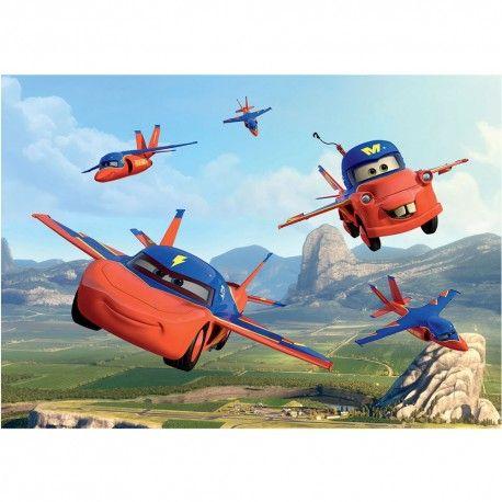 Neem de wereld van snelheid Disney\'s Planes & Cars mee in jouw ...